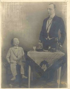 Is there something inherently creepy about a ventriloquist dummy, or is our icky fear of them something we've inherited from the fact that every supernatural-based television show ever has ha…