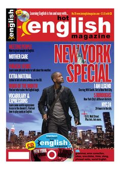 Issue #76. Find more at https://www.facebook.com/HotEnglishMagazine