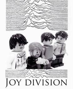 Joy Division- music bands recreated in Lego !