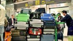 un hombre consiguio montar mucho jaleo y contratar  una campaña de publicidad, a raíz de que  le perdieran las maletas(como por desgracia les pasa a muchas personas).