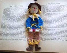 Scarecrow of Oz book bookmark