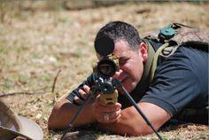 Daniel Silva Sniper Argentino