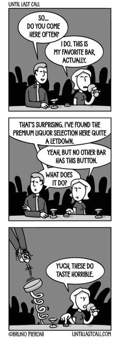 Her Favorite Bar