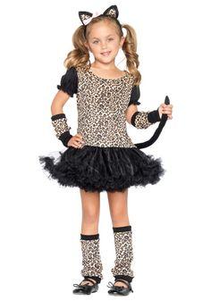 Child Tutu Cat Costume SAMMIE WAS THIS FOR 2012 HALLOWEEN
