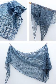 Ravelry: Wildheart shawl with Lanitium ex Machina Silky BFL Sock - knitting pattern by Janina Kallio.
