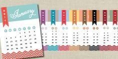 12 Days of Holiday Design: Day 10 - Calendar | Elegance & Enchantment