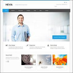 40 + высококачественных шаблонов веб-сайтов для бизнеса  - http://w3talks.org/inspiration/resources/3682