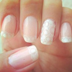Marvellous Natural Wedding Nails 15 For Inspiration Article