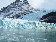 Rios de Hielo. Glaciar Upsala. Parque Nacional de los Glaciares. Santa Cruz. Patagonia. Argentina