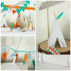 Hipster Baby Boy First Birthday Party {Ideas, Decor, Planning}