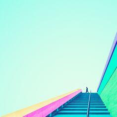 Candy Minimal Photography by Matt Crump Artistic Fashion Photography, Space Photography, Minimal Photography, Fashion Photography Inspiration, Urban Photography, Abstract Photography, Landscape Photography, Photography Ideas, Colour Architecture