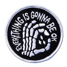 SINDY SINN - EVERYTHING IS GONNA BE OK - PATCH