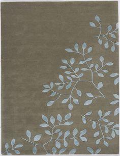 Simple leaf pattern