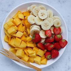 Healthy Snacks ❤️ @beautyblends