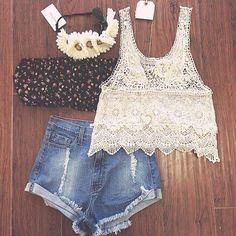 Summer outfits❤️