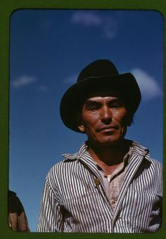 Migratory worker, FSA ... camp, Robstown, Tex. 1942 Jan.  Rothstein, Arthur,, 1915-1985,, photographer. (Library of Congress, Prints and Pho...
