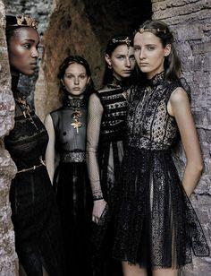 'Valentino' by Fabrizio Ferri for Vogue September Italia - Page 2