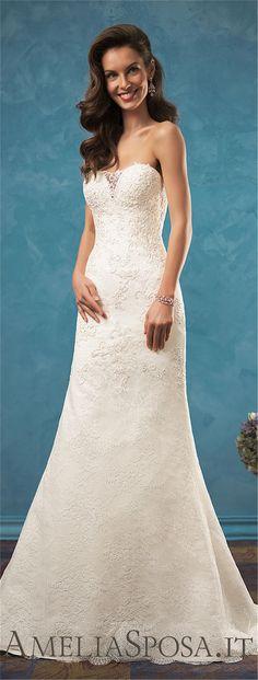 Home » Wedding Dresses » Amelia Sposa 2017 Wedding Dresses Collection
