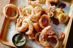 Turning lemon myrtle into a spice dip for tempura prawns will blow your mind and please your taste-buds. Prawn Recipes, Tuna Recipes, Seafood Recipes, New Recipes, Favorite Recipes, Healthy Recipes, Healthy Food, Recipies, Food N