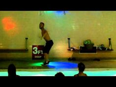 """Aqua Zumba """"Stand by Me"""" by """"NV"""""""