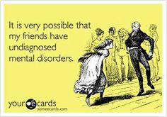 Crazy friends @Donatella Mariani Mariani Cramer @Diana Avery Avery Regueiro