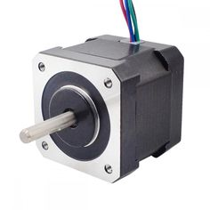 76 oz-in for 3D Printer 5pcs  NEMA17 BIPOLAR STEPPER MOTOR 1.5A