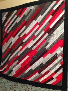 Richard and Tanya Quilts: Working on Rag Quilts and other projects!