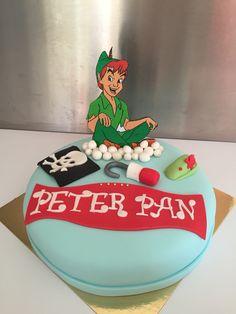 Peter pan taart