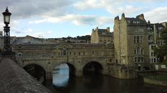 Bath Bridge - Inghilterra, Regno Unito