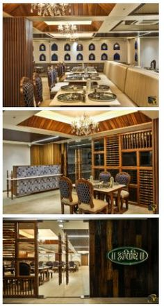 Indian Seating, Golden Bowl, Cove Lighting, Flush Doors, Restaurant Interiors, Shades Of Beige, Diffused Light, Teak Wood, Design Elements