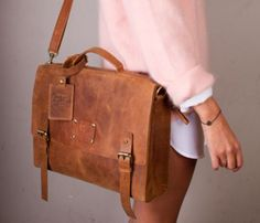 Dirty Harry Leather Bags
