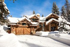 Extraordinary Property of the Day: Cabin-style residence with gorgeous finishes in Edwards, CO