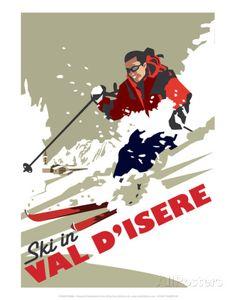 Val d'Isère ~ Dave Thompson