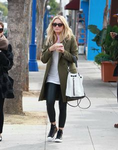 Ashley Benson Street Fashion Style
