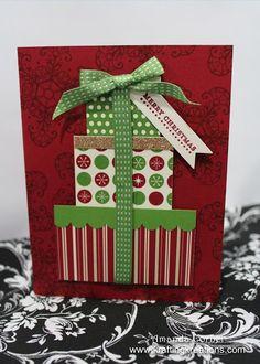 Krafting Kreations: Stack of Christmas Presents