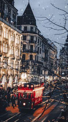 Wallpaper Natal, Xmas Wallpaper, Christmas Phone Wallpaper, Christmas Aesthetic Wallpaper, Winter Wallpaper, Wallpaper Backgrounds, Winter Backgrounds, Travel Wallpaper, Christmas Feeling
