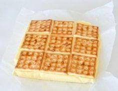 No bake Lattice Slice Recipe