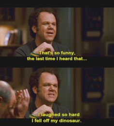 Man I love Step Brothers!