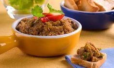 Patês e pastas: receitas práticas e deliciosas para acompanhar seus pratos favoritos   MdeMulher