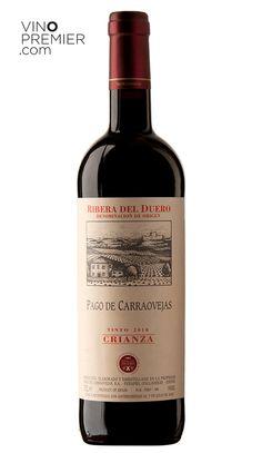 VINO TINTO PAGO DE CARRAOVEJAS CRIANZA 2010  Vinos Tintos - D.O. Ribera del Duero   22.25€   Precio con I.V.A. Incluido  $29.40