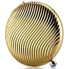 ESTÉE LAUDER POWDER COMPACT COLLECTION 2012, GOLDEN WAVE