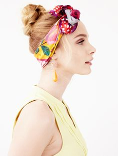 Summer Hair #How-To via The Magazine by @Anthropologie .