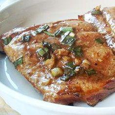 Saumon grillé @ qc.allrecipes.ca