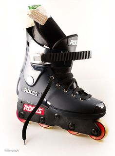 Roces Majestic's    These were THE skate's to own when I first started skating but I could ever afford a pair.