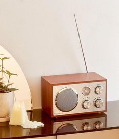 Retro speaker to stream all your favorite tunes. Tap to shop! Scandinavian Interior Design, Interior Design Tips, Urban Outfitters Home, Home Decor Online, Retro Color, Retro Ideas, New Room, Decoration, Home Goods