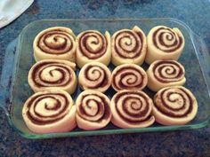 Got Mixer - KitchenAid Mixer Recipes Cinnamon Rolls,yummy. These were so good. I didn't use all the sugar it called for but they still turned out amazing. Go make them!