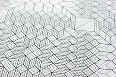 ISO 1 Fine Line Geometric Technical by YourDesignHouse on Etsy, Geometric Art, Geometric Designs, Geometric Patterns, Technical Illustration, Geometry Shape, Textures Patterns, Abstract Pattern, Pattern Design, Graphic Design