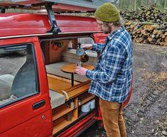 Mini Camper, Car Camper, Camper Life, Camper Trailers, Camper Van, Motorhome, Minivan Camper Conversion, Bus Conversion, Self Build Campervan