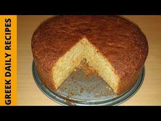 Το πιο αφράτο Κέικ καρότου! | Greek daily recipes - YouTube Banana Bread, Cooking Recipes, Cakes, Youtube, Desserts, Food, Tailgate Desserts, Deserts, Cake Makers