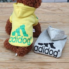 Cotton dog clothes products clothing for pets winter pet clothes Leisure clothing, sports clothes